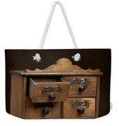 Spice Cabinet Weekender Tote Bag