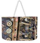 Spinal Column Weekender Tote Bag