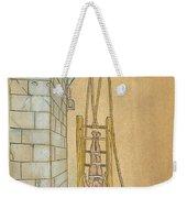 Spine Treatment, 1544 Weekender Tote Bag