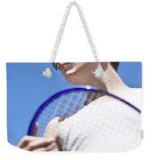 Sporting A Racquet Weekender Tote Bag