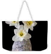 Spring Daffodils Weekender Tote Bag by Edward Fielding