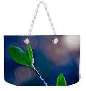 Spring In Bloom Weekender Tote Bag by Linda Unger
