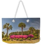 Spring Time In Charleston Weekender Tote Bag