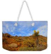 Springtime In Arizona Weekender Tote Bag