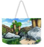 Springtime In The Canyons Weekender Tote Bag