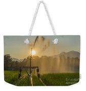 Sprinkler Irrigation Weekender Tote Bag