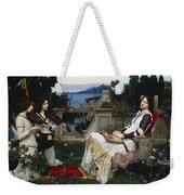 St Cecilia Weekender Tote Bag