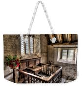 St Celynnin Church Weekender Tote Bag
