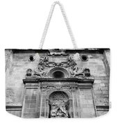 St Jeronimo Door Granada Cathedral Weekender Tote Bag