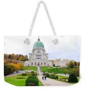 St. Joseph Oratory Weekender Tote Bag