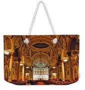 St. Leonard's Church....boston Weekender Tote Bag