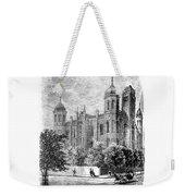St. Louis High School - 1874 Weekender Tote Bag