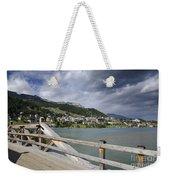 St Moritz Weekender Tote Bag