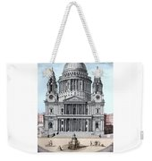 St. Paul Cathedral - London - 1792 Weekender Tote Bag