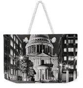 St Paul's London Weekender Tote Bag