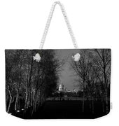 St Paul's With Silver Birches Weekender Tote Bag