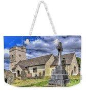 St Sannans Church Bedwellty 2 Weekender Tote Bag