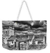 St Sannans Church Bedwellty Mono Weekender Tote Bag