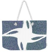 Star Dust Weekender Tote Bag