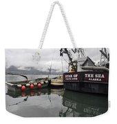 Star Of The Sea Weekender Tote Bag