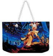 Star Wars Weekender Tote Bag by Farhad Tamim