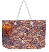 Starfish On The Beach, Lovers Key State Weekender Tote Bag