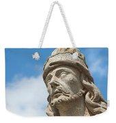 Statues Of Prophets Weekender Tote Bag