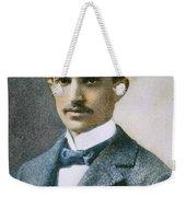 Stephen Crane (1871-1900) Weekender Tote Bag