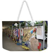 Steve Irwin Memorial Weekender Tote Bag