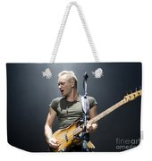 Sting Of The Police  Weekender Tote Bag