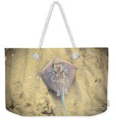 Stingray Weekender Tote Bag