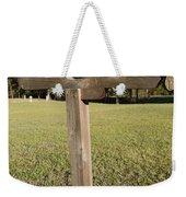 Stockade Ninety Six National Historic Site Weekender Tote Bag