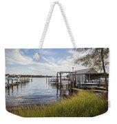 Stoney Creek Marina Weekender Tote Bag