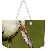 Stork Weekender Tote Bag