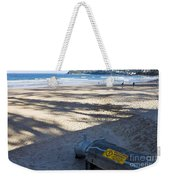 Storm Drainage Pipe On Manly Beach Weekender Tote Bag