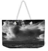 Storm Over The Kittitas Valley Weekender Tote Bag