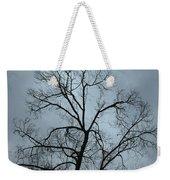 Stormy Trees Weekender Tote Bag