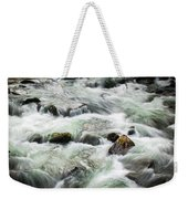 Stream Great Smoky Mountains  Weekender Tote Bag