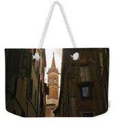 Street Of Rome Weekender Tote Bag