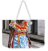 Street Vendor Weekender Tote Bag