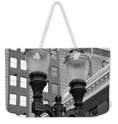 Streetlights - Lansing Michigan Weekender Tote Bag