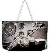 Studebaker Steering Wheel Emblem Weekender Tote Bag