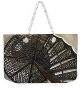 Sturgeon Point Lighthouse Spiral Staircase Weekender Tote Bag