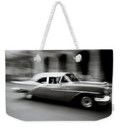 The Zen Of Havana Weekender Tote Bag