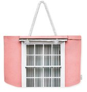 Suffolk Pink Weekender Tote Bag by Tom Gowanlock