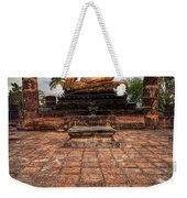 Sukhothai Buddha Weekender Tote Bag