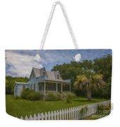 Sullivan's Island House Weekender Tote Bag