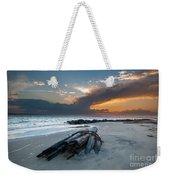 Sullivan's Island Sunset Weekender Tote Bag