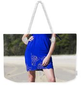 Summer Fashion Style Weekender Tote Bag
