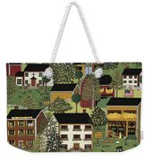 Summer Hills Weekender Tote Bag